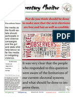 Parliamentary Monitor Newsletter Issue 10.13