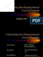 DOE+Cost+of+Training[1]