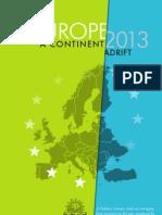 Europe 2013 a Continent Adrift