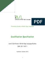 QS iBSL L3