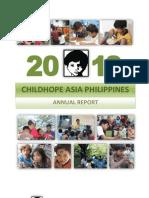 Annual Report 2012 - CHAP