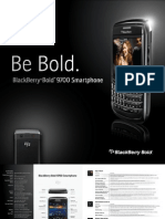 BB Bold 9700 Specifications