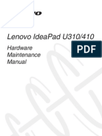 Ideapad u310 u410 Hmm 1st Edition Mar 2012 English