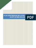 PSN - VIH/SIDA 2013_2017 Madagascar