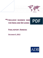 120731 ADB India and Sri Lanka Market Scoping Study ANNEXES