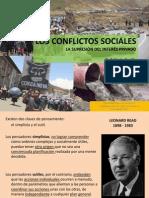 Conflictos Sociales Ag 2012
