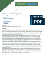 Antropologia e Internet - Pesquisa e Campo No Meio Virtual - Monografias