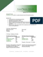 ColaMate SS-40