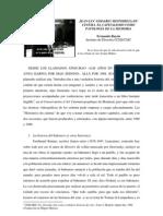 Fernando Bayon - Sobre Historia Del Cine de Godard