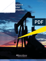 Risk and Compliance for Todays Global Oil and Gas Companies