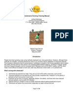 Biointensive Farming Training Manual