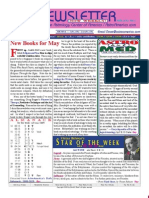 ASTROAMERICA NEWSLETTER DATED MAY 14, 2013
