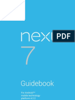 Nexus 7 Guidebook