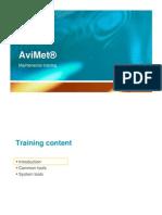 Aviation metrology Training