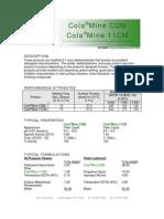 ColaMine CDM & 11CM