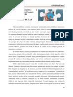 Analiza Semiotica a Imaginilor Publicitare Studiu de Caz