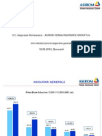ASIROM Indicatori Privind Asigurarile Generale (1)