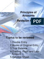 Principles of Accounts School Rack
