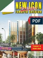 LA Tower Baru Cetak Baru