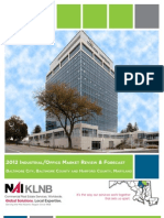 2012 End of Year Office and Industrial Market Report