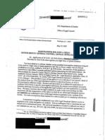 Bush torture memo 3 by Bradbury 40pg