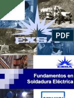 Fundamentos en Soldadura