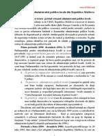 Cadrul Legal Al Administratiei Publice Locale Din Republica Moldova