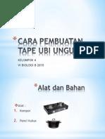Ppt Tape Ubi