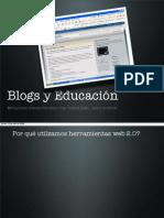 Blogs y Educación