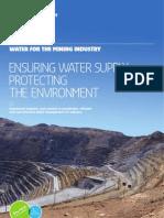 EN - Brochure Water for the Mining Industry - Degrémont Industry