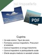 Ozonul troposferic - 2003