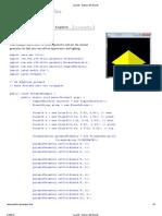 Java 3D - Explore 3D Worlds Piramide