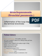 bronchopnemonia