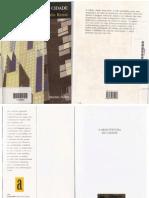 A Arquitetura Da Cidade - Aldo Rossi