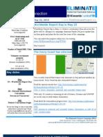 KI Eliminate USA 2 Newsletter 5-22-13
