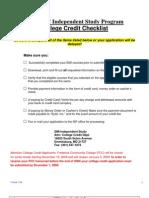 College Credit 11-08app