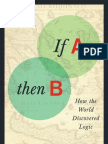 """""""If A, Then B"""
