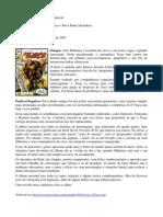 Review - O Traça