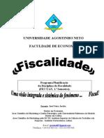 FISCALIDADE_Programa para Licenciatura_Planificação_11.03.2013