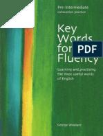 Woolard George Key Words for Fluency Pre Interm