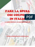 Fare La Spesa Coi Coupon in Italia ScontOmaggio