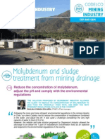EN - Case study Expertise in Mining Industry (Chile) - Degrémont Industry