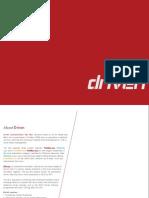Driven Company Profile April 2013
