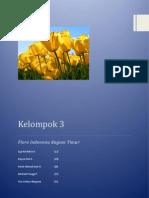 Flora Indonesia Timur (Kel.3)