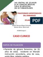 FARMACO HIPERTENSION EMBARAZO