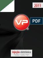 catálogo injecao VP