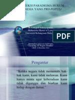 Presentation Bedah Buku Final