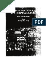 Introduccion a La Permacultura - Bill Mollison.pdf Parte 1