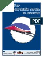 High-Speed Rail Strategic Plan