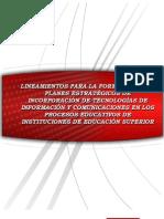 Planes Tic Uni Andes